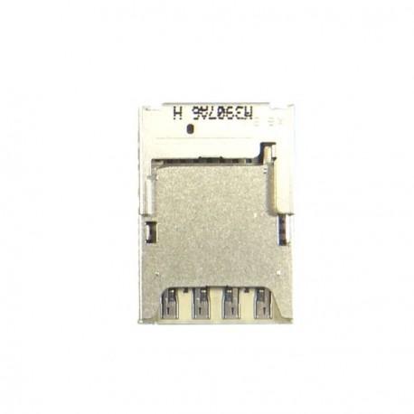 Lecteur SIM Galaxy Note 3 + Connecteur Lecteur Carte Memoire