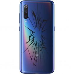 Réparation vitre arrière Xiaomi Mi 9