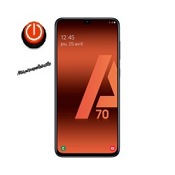 Réparation bouton power alimentation Samsung Galaxy A70