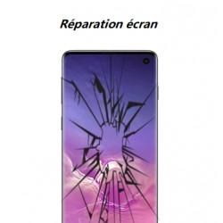 Réparation écran cassé Samsung Galaxy S10
