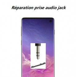 Réparation prise jack Samsung Galaxy S10