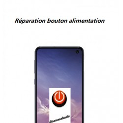 Réparation bouton power alimentation Samsung Galaxy S10e