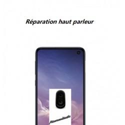 Réparation haut parleur Samsung Galaxy S10e