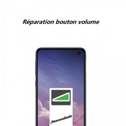 Réparation bouton volume Samsung Galaxy S10e