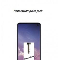 Réparation prise jack Samsung Galaxy S10e