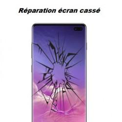 Réparation écran cassé Samsung Galaxy S10 Plus