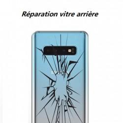 Réparation vitre arrière cassée Samsung Galaxy S10 Plus