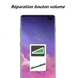 Réparation bouton volume Samsung Galaxy S10 Plus