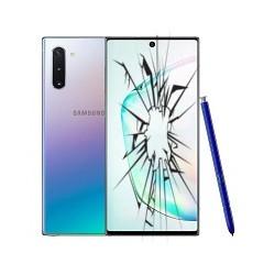 Réparation écran cassé Galaxy Note 10 N970F
