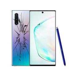 Réparation vitre arrière cassée Samsung Galaxy Note 10