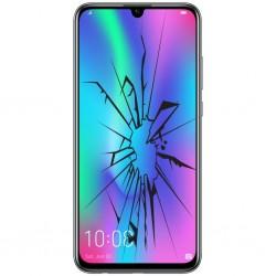 Réparation écran cassé vitre fissurée Huawei P30 lite