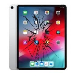 Réparation écran cassé vitre fissurée iPad Pro 12.9 2018 (3ème Gen)