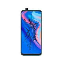 Réparation écran cassé vitre fissurée Huawei P Smart Z