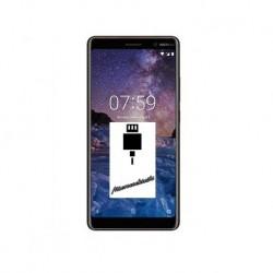 Réparation connecteur de charge Nokia 6.1 Plus