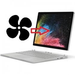 """Réparation ventilateur MicroSoft SurfaceBook 2 15"""""""