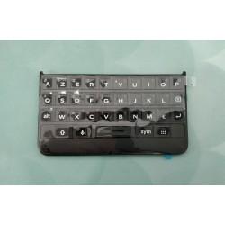 Clavier Francais Blackberry Key2 KeyTwo avec touche espace empreinte