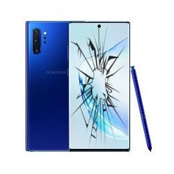 Réparation écran cassé vitre fissurée Galaxy Note 10 Plus