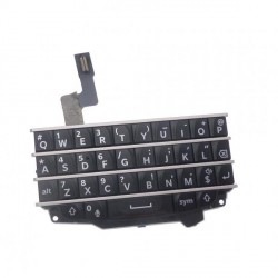 Clavier (Américain) QWERTY BlackBerry Q10