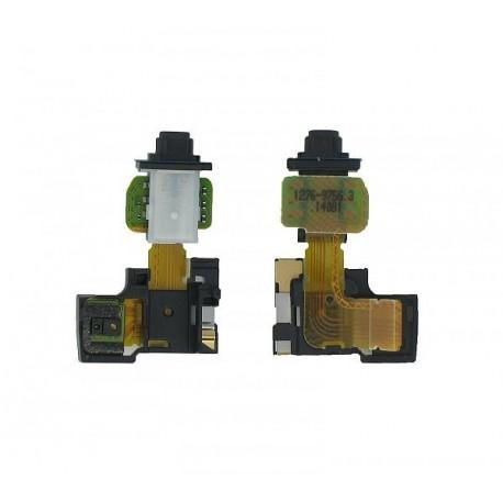 Nappe prise jack + capteur proximité pour Sony Xpéria Z2