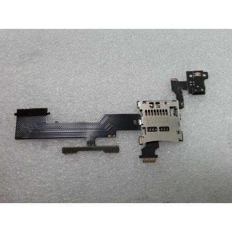 Lecteur Carte SIM HTC One M8