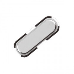 Bouton central (HOME) Blanc Samsung Galaxy Note 3