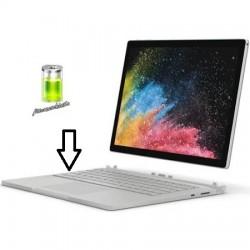 Remplacement batterie partie clavier Microsoft Surface Book 2 13 Pouces
