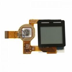 nappe power et écran LCD affichage façade devant Gopro hero 4