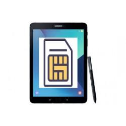 Réparation lecteur carte sim Samsung Galaxy Tab S3 T820 T825