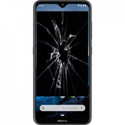 Réparation écran cassé vitre fissuré Nokia 6.2