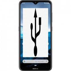 Réparation connecteur charge Nokia 6.2