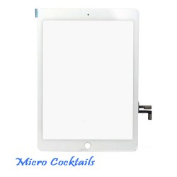 Vitre Tactile iPad Air noire