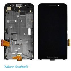 Blackberry Z30 Ecran LCD Vitre Tactile avec Chassis