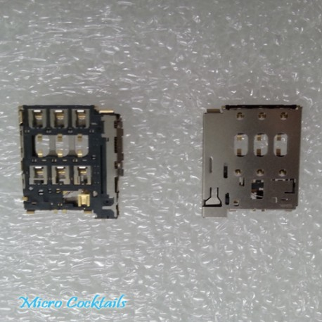 HTC Désire 610 module Lecteur de Carte SIM simreader