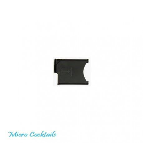 Tirroir Sim noir pour Sony Xpéria Z3 D6603