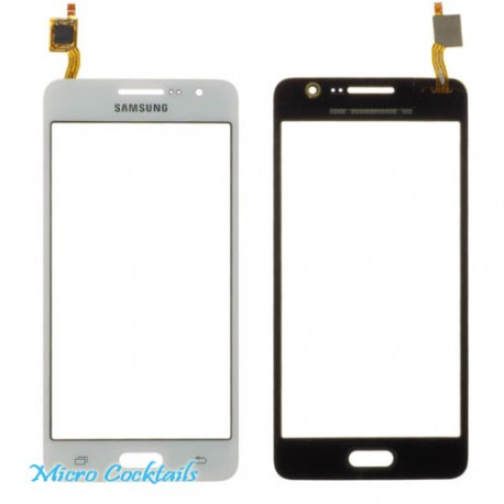 Vitre Tactile Galaxy Grand Prime G530 Blanche