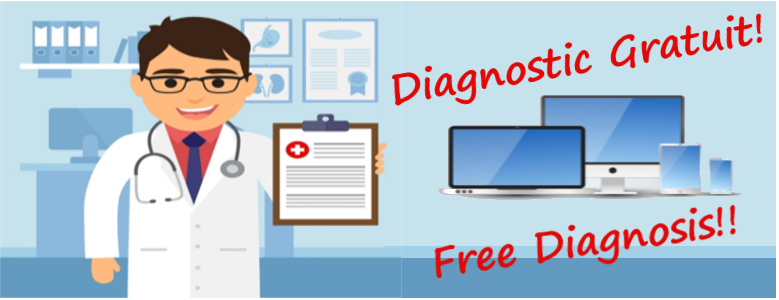 Diagnostic Gratuit